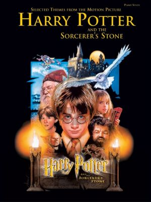 Williams Harry Potter and the Sorcerer's Stone Piano solo (Selected Themes from the Movie Selections)