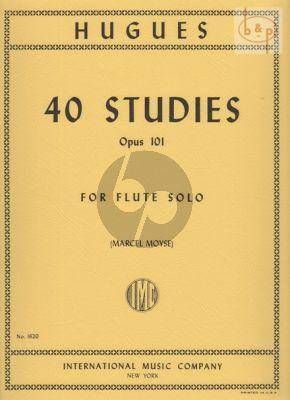 40 Studies Op.101