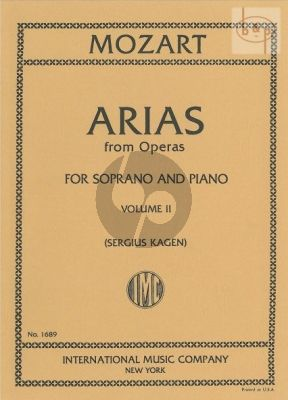 40 Arias vol.2 (Soprano)