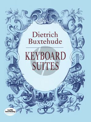 Buxtehude Suites for Keyboard