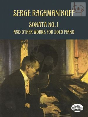 Sonata No.1 d-minor Op.28 and other Works for Piano