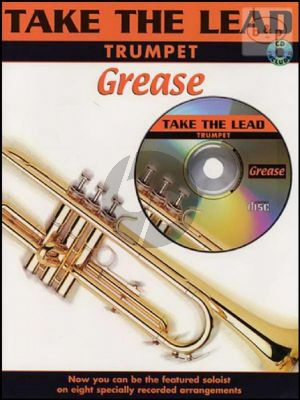 Grease Take the Lead (Trumpet) (Bk-Cd)