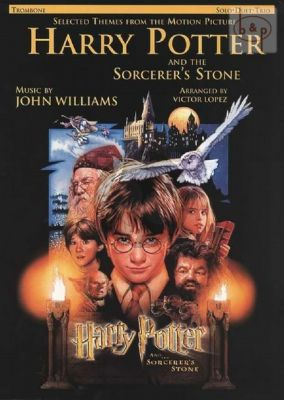 Harry Potter and the Sorcerer's Stone (1 - 2 - 3 Trombones)