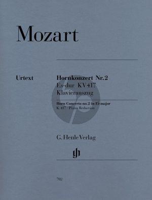 Mozart Konzert No.2 Es-dur KV 417