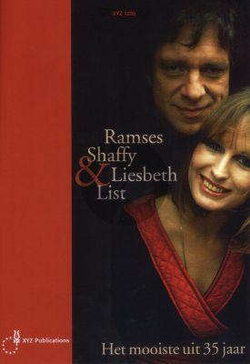 Songbook Het Mooiste uit 35 Jaar Ramses Shaffy & Liesbeth List (Zang-Gitaar)