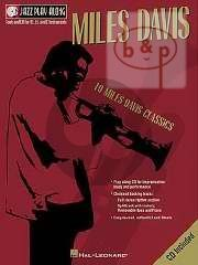 10 Miles Davis Classics (Jazz Play-Along Series Vol.2)