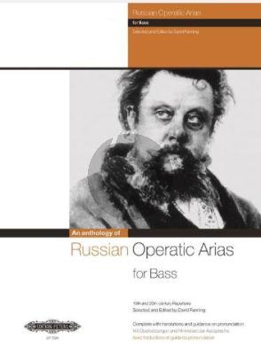 Russian Operatic Arias (Bass) (Fanning)