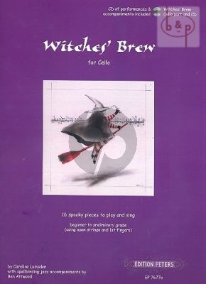 Witches Brew (16 Spooky Pieces) (Beginner to Preliminary Grade)