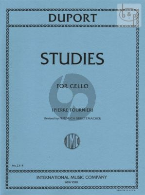 21 Studies (revised by Friedrich Grutzmacher)