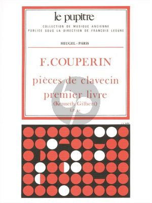 Couperin Pieces de Clavecin Vol.1 (Kenneth Gilbert)