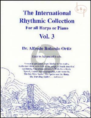 International Rhythmic Collection Vol.3 for all Harps