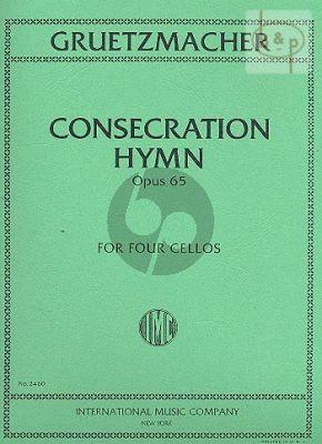 Consecration Hymn Op.65