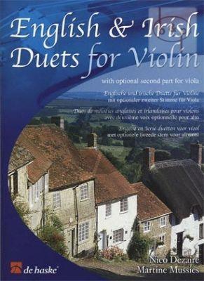 English & Irish Duets for Violins