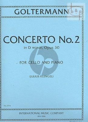 Concerto No.2 Op.30 d-minor