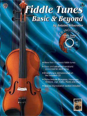 Silverman Fiddle Tunes Basic & Beyond (Bk-Cd)