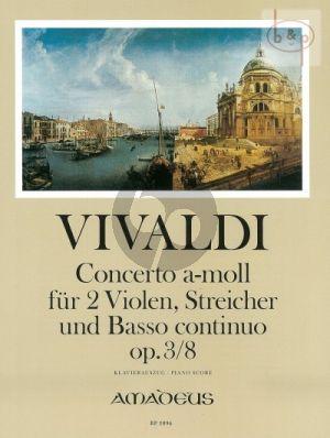 Konzert a-moll Op.3 No.8