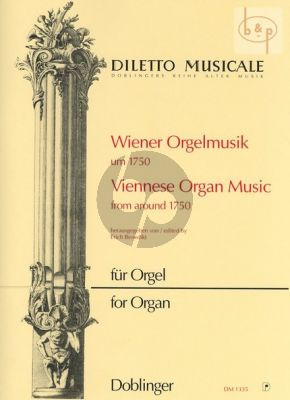 Wiener Orgelmusik um 1750