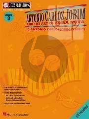 Jobim Art of Bossa Nova (Jazz Play-Along Series Vol.8)