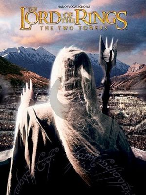 Shore The Lord of the Rings: The Two Towers Piano-Vocal-Guitar