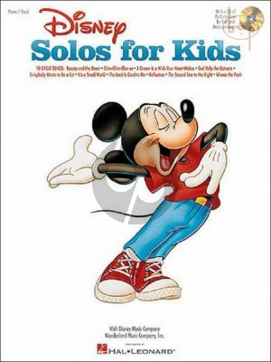 Disney Solos for Kids ((10 Songs)
