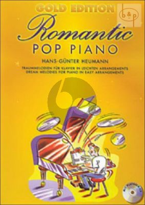 Romantic Pop Piano Gold Ed.