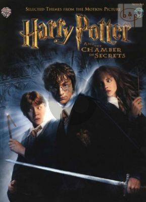 Harry Potter and the Chamber of Secrets for Alto Saxophone