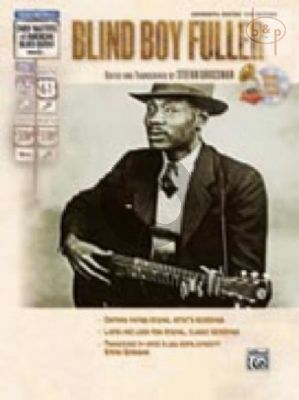 Blind Boy Fuller (Early Masters of American Guitar)