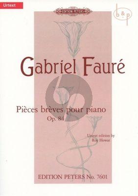 Pieces Breves Op.84 Piano solo