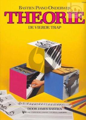 Piano Onderwijs Theorie Vierde Trap