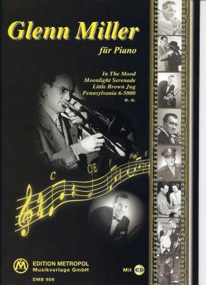 Glenn Miller fur Piano (Buch-CD) (arr. Jürgen Moser)