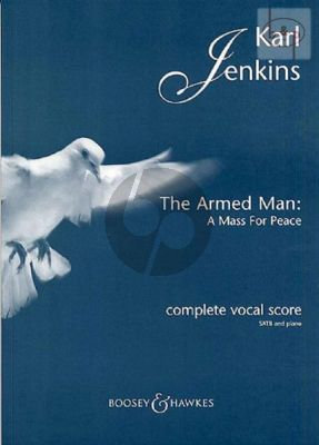 Jenkins The Armed Man (Mass of Peace) (Vocal Score)