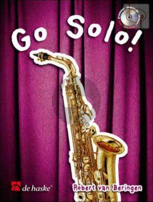 Go Solo! for Alto Saxophone