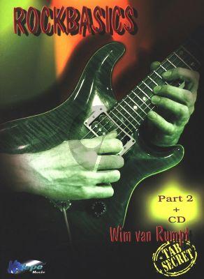 Rumpt Rock Basics Vol.2 for Guitar (with Tab.) (Bk-Cd)