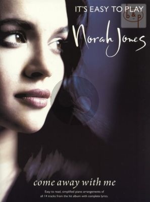 It's Easy to Play Norah Jones: Come Away with Me