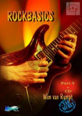 Rock Basics Vol.3 for Guitar
