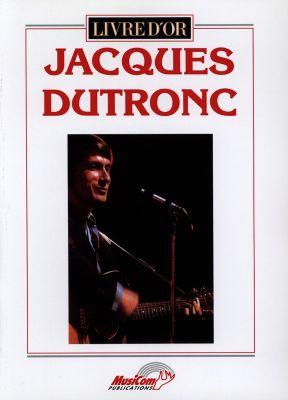 Dutronc Livre d'Or Voice-Piano