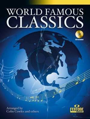 World Famous Classics for Descant Recorder (Bk-Cd) (Colin Cowles and Others)