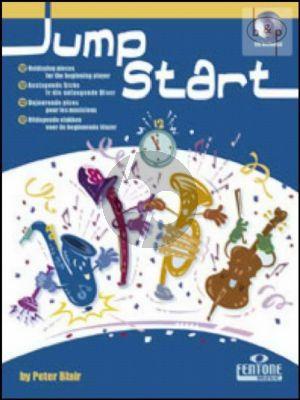Jump Start (Trumpet) (12 Challenging Pieces)