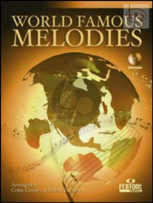 World Famous Melodies for Trombone (Treble Clef and Bass Clef)
