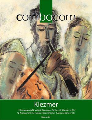 Klezmer (12 Arrangements for Flexible Ensemble) (Score/Parts) (Diederich) (Combocom)