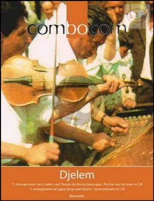 Djelem (11 Arr. of Gypsy Songs and Dances) (Flexible Ens.) (Score/Parts)