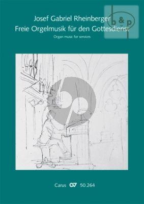 Freie Orgelmusik fur den Gottesdienst