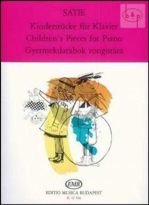 Children's Pieces for Piano Solo