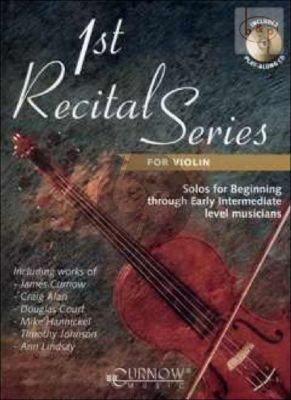 First Recital Series (Solos for Beginning through Early Intermediate Level)