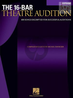 16 Bar Theatre Audition (Soprano-Piano-Chords)
