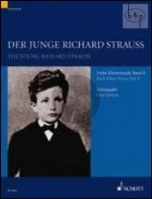 The Young Richard Strauss. Early Piano Pieces Vol.2
