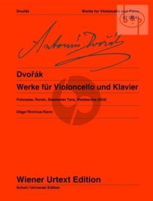 Werke Violoncello-Klavier