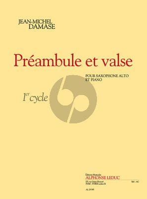 Preambule et Valse