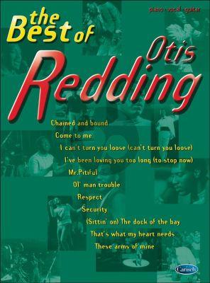 Best of Otis Redding (Piano-Vocal-Guitar)