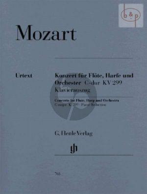 Konzert C-Dur KV 299 (297c) Flöte-Harfe und Orchester